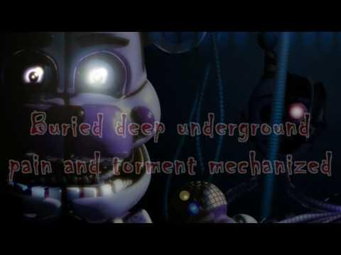 Circus of the Dead-Lyrics