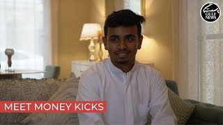 Meet Money Kicks: The Emirati teenager that skyrocketed to fame with his business