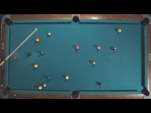 How to Make a Great Opening Shot | Pool Trick Shots