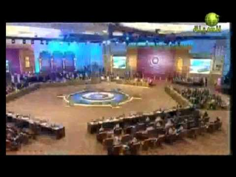 No. 6/12 LIBYA - Gaddafi last state run television broadcasts Sunday August 21, 2011