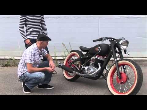 Bike Motors - IŽ 49