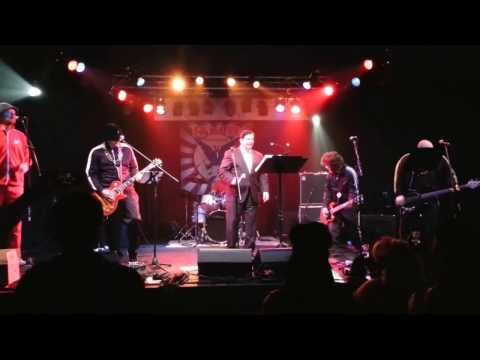 Bill Peduto performing Surrender by Cheap Trick for charity