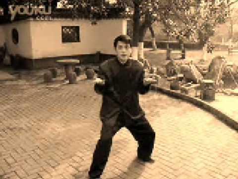 "5 Ancestors ""Tai Chor"" San Chin."