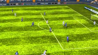 FIFA 14 iPhone/iPad - Real Madrid vs. Levante UD
