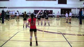 MB, #15 Tara Melton -- Full-Game 2015 MLK Fiesta