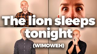 Download The lion sleeps tonight (The Lion King) - A cappella Quartet