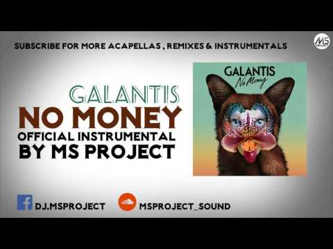 Galantis - No Money (Official Instrumental) + DL