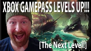 Xbox Game Pass Levels Up to EPIC!!! [Reaction and Thoughts]