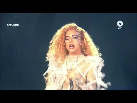 Lady Gaga Live Performance AMA's 2017 HD