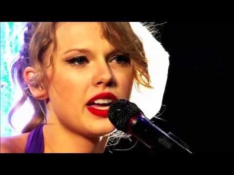 Drops Of Jupiter - Taylor Swift Speak Now World Tour Live HD