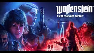 Wolfenstein  Youngblood Gametest Ryzen 3600 RTX 2060 16gb 3200mhz 21:9 2560x1080