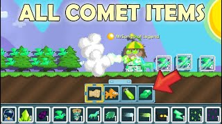 Buying All COSMIC ITEMS on GrowTopia!! (Luckiest Time) OMG!! | GrowTopia
