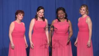 Neon Lights Quartet: 2016 Regional Contest