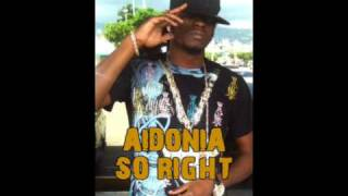 Watch Aidonia So Right video