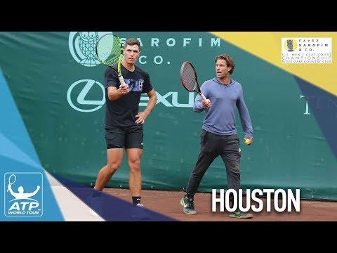 Escobedo Chasing 'Taste Of Success' In Houston