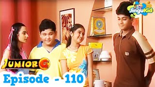Junior G - Episode 110