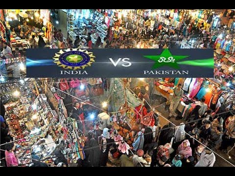 Bangalore review on India VS Pakistan | Eid ke shopping |best place for shopping in Bangalore India