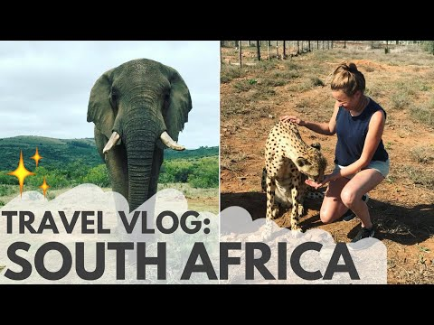 TRAVEL VLOG: SOUTH AFRICA // SWAZILAND 2016/17