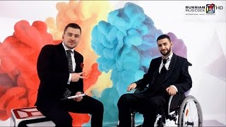 Karen ТУЗ в программе ВКонтакте LIVE на телеканале Russian MusicBox