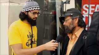 Bruce takes his shahada! amazing story - Dawah Mission Canada