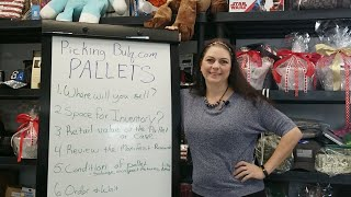 Picking BULQ.com Pallet - Top 7 Steps - Online Reselling - Live Chat thumbnail
