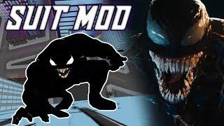 Ultimate Spider-Man VENOM MOVIE V.2 SUIT MOD (PC Gameplay)