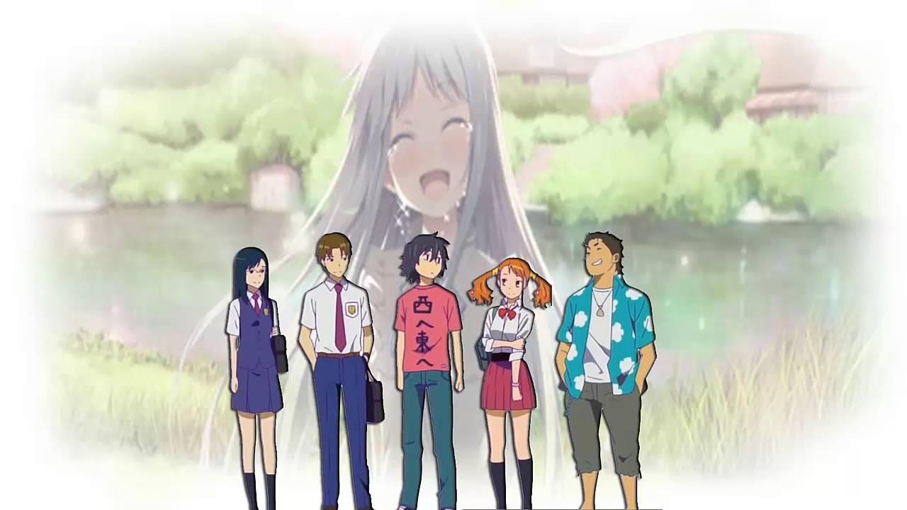 AnoHana ED  Secret Base piano version  Best Anime Music  Emotional Anime Soundtrack  YouTube