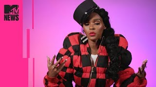 Janelle Monáe Bonded w/ the 'Black Panther' Cast While Recording 'Dirty Computer' | MTV News