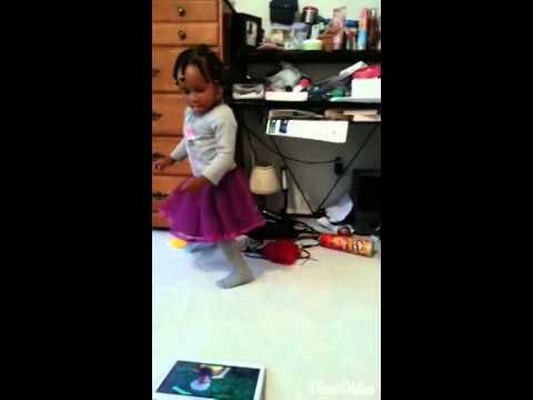 Mafikizolo happiness dancing toddler