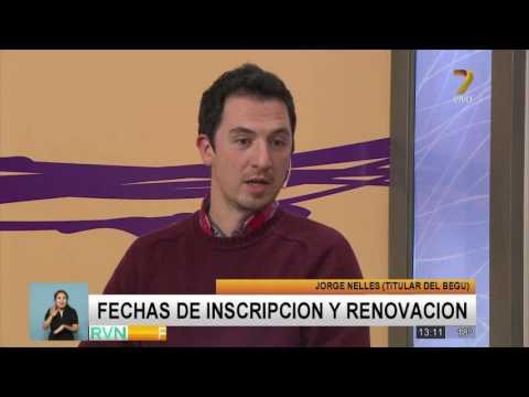 Entrevista Jorge Nelles Begu 1º Edición