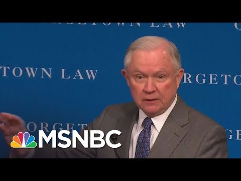 Sessions Will Not Appoint Second Special Counsel | MTP Daily | MSNBC