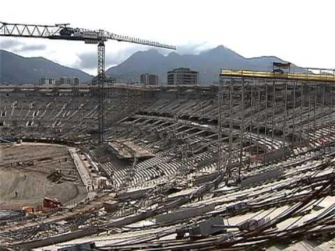 Estádio do Rio de Janeiro será palco do último jogo da Copa de 2014