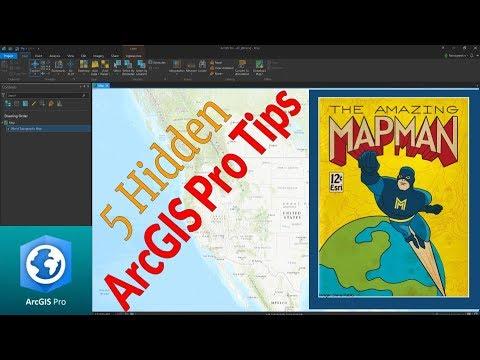 Five Hidden ArcGIS Pro Tips - Shital Dhakal 'Al' - Medium
