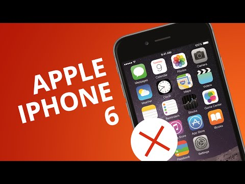 APPLE IPHONE 6: 5 motivos para NÃO COMPRAR [5 Motivos]