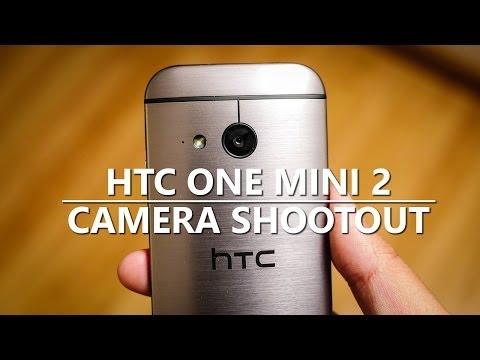HTC One Mini 2 Camera Shootout