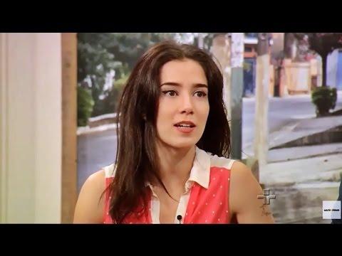 Marjorie Estiano e Luiz Henrique Nogueira - Programa Metrópolis - TV Cultura 07/08/2016