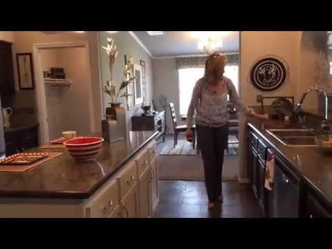 Live Tour of Award Winning La Linda Model Home - Palm Harbor Homes - 15 min Tour