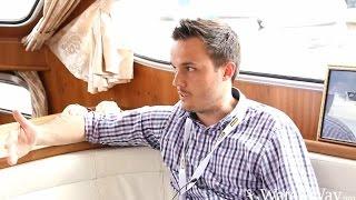 Голландская яхта Respect 1300 AK. Обзор на русском языке.(Экскурсия по стальной голландской лодке с задней каютой, где рассказываются и поясняются все прелести..., 2015-09-28T22:28:33.000Z)
