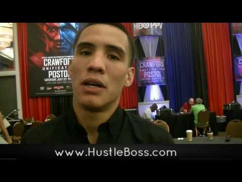 Oscar Valdez remembers his amateur duel with Vasyl Lomachenko: 'I went in there with no fear...'