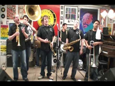 Jack Brass Band @ Louisiana Music Factory 2009