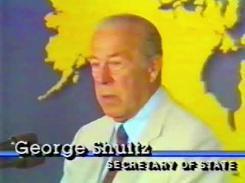 1987 - Worldnet broadcast - France - #1