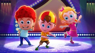 Kaboochi | Schoolies Dance Song | Music For Kids | Videos For Babies By Kids Channel