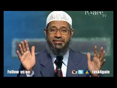 9 Years Old Boy Asked Difficult Question   Dr Zakir Naik