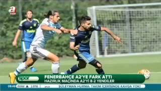 Fenerbahçe, A2'ye fark attı