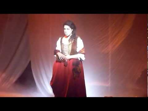 LIVE (HD) // 1789, Les Amants de la Bastille - Le cri de ma naissance (Nathalia)