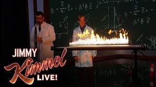 Science Bob Pflugfelder's Science Demonstration