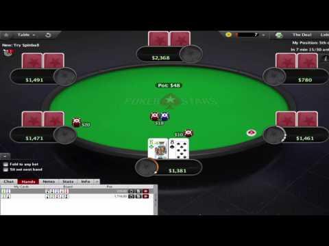 PMP: Poker Range Practice #1b