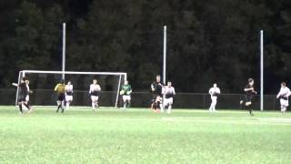 Spring Arbor Men's Soccer Vs. Holy Cross - Post-game Interview