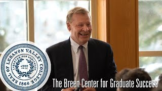 Ed Breen and The Breen Center for Graduate Success
