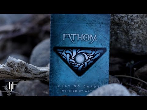 Ellusionist Fathom Playing Cards - Deck Review